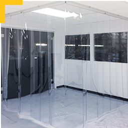 Custom Built Modular Cleanrooms