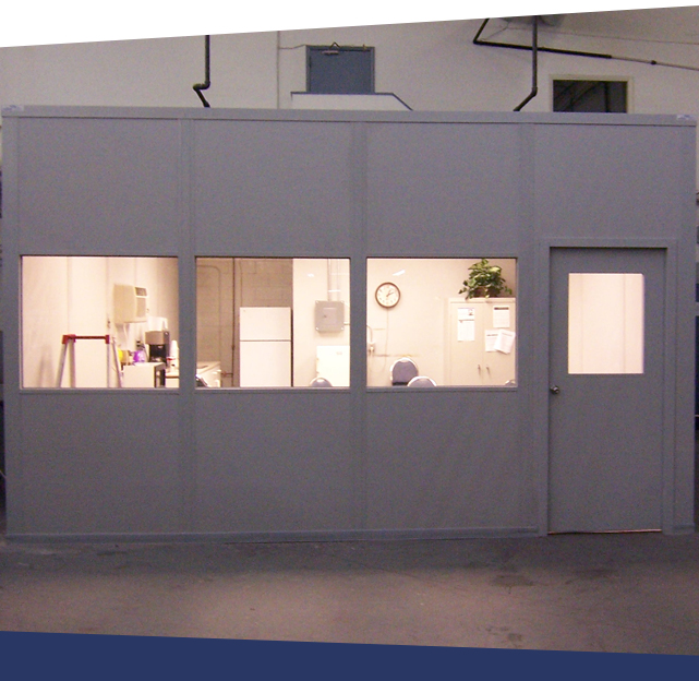 modular in-plant office