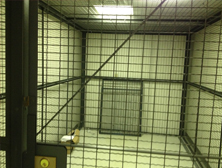 Wire Partitions & Security